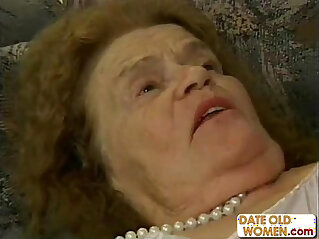 14:10 - Granny Gets Some Action -