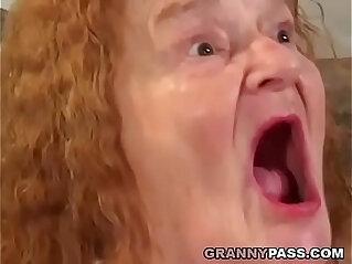 8:18 - Granny Wants Cock -