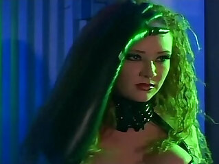 6:02 - Redhead fucking in gloves and a latex uniform -