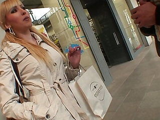 30:05 - Flirting and fucking with girl 18yo in a mall -