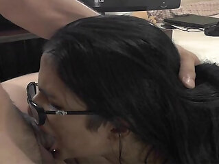 8:10 - Indian Hot Horny Sucking Husbands Big Dick for Sexy Video Wowmoyback -