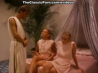 9:46 - Lysa Thatcher, Tigr, Jon Martin in hot orgy scene from the golden age of porn -
