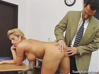 47:39 - The schoolgirl passes examination! -