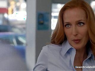 1:27 - Gillian Anderson The X Files -