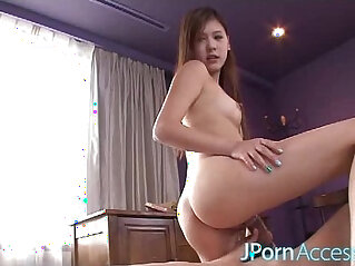 6:39 - Nishiyama Nozomi Sexy Japanese Girl in a Hardcore gonzo Scene -
