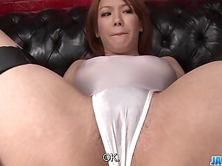 11:36 - Subtitles Japanese beauty gets dick in her nice pussy -