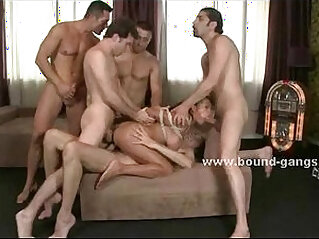 4:31 - Prostitute dreams only gangbang sex -