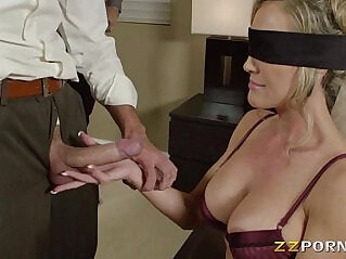 5:42 - Curvaceous MILF Brandi Love pussy with massive black cock -