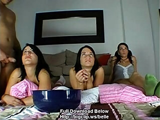 2:16 - Blowjob while watching a movie -