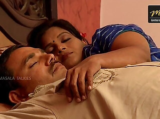 14:29 - Indian wife sharing bed with Husband friend when his husband deeply sleeping -