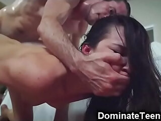 4:35 - Teen Stepsis Brutally Fucked and Facialized! -