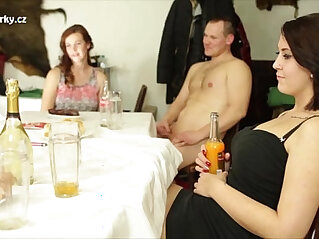 20:49 - Crazy with nice vaginas and tits. Worth to watch! -