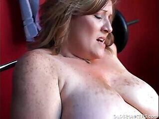 5:21 - Mature BBW big tits -