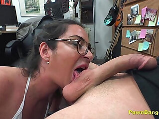 8:38 - Busty Babe Stuffed By American Cock -