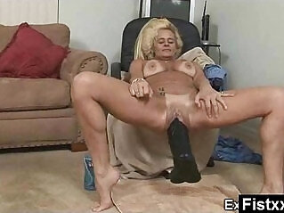 5:04 - Alluring Sexy Fisting Mature Secretly Screwed -