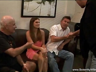 16:28 - Perfect natural Tits Amateur Swinger Sex -