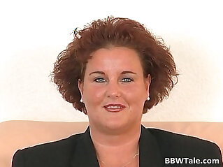 12:50 - Chubby milf feeling wet and horny during -