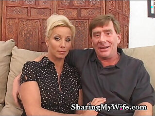 5:19 - Mature Couple Recruits Bull To Fuck Wife -
