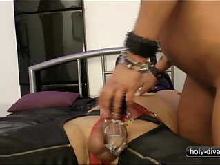 2:55 - Fucked in Chastity -