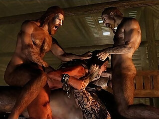 1:22 - New Skyrim Forced Sex Animations -