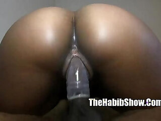 6:14 - first amateur thick red carmel cakes pussy banged by BBC -
