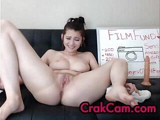 2:55 - Sexy adolescent dancing free live porn webcam shows femdom pov -