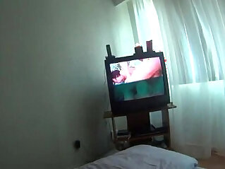 14:06 - Me neighbor Mrs Chawla shower to bed sofa watching porn movie multi sessions -