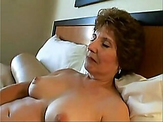 0:49 - Granny loves to play alone -