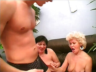 7:15 - Sexy Mom Effie shares a young cock -