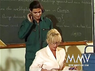 13:21 - MMV FILMS Kelly Trump is my Anal School Teacher -