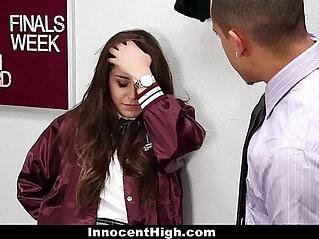 8:47 - InnocentHigh SchoolGirl Natalie Monroe Fucks Teacher! -