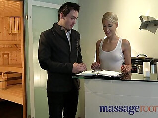 15:50 - Massage Rooms Uma rims guy before squirting and pleasuring another -