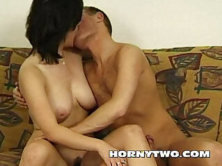 22:24 - Young step siblings getting hot on sofa to start long cock fucking for cum -