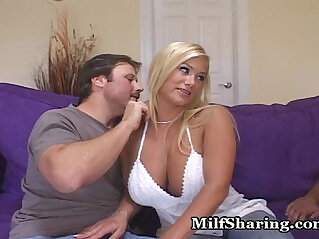6:00 - Big Jugg Milf Shared -
