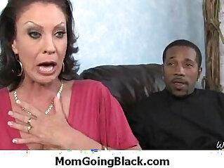 5:04 - Black fucks my moms hairy pussy -