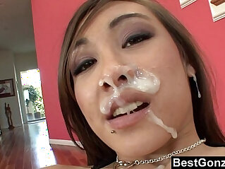 9:50 - Cute asian Chick Is Ready To Go -