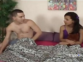9:34 - Brother Sister sharing Bed Ended in great -