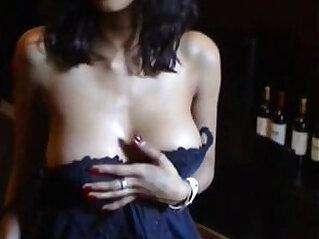 1:31 - Wifes beautiful tits -
