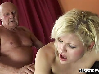 5:05 - Kitty Rich Grandpas Fuck Teens -