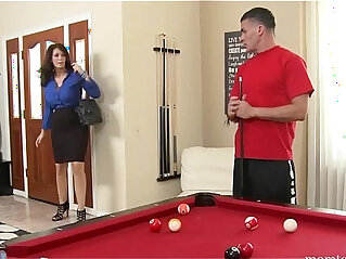 21:46 - Mom wants sons friends cock -