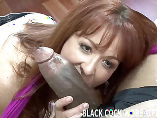15:54 - I want him to fill my ass with his big black long hard cock -