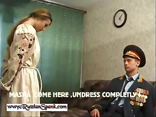 35:26 - Severe Spanking Punishment for Russian Girls -