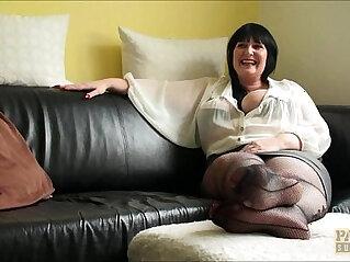 6:17 - Hot Milf Slut Andi Interview Before Fucking -