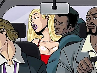 6:28 - Interracial Cartoon Video -