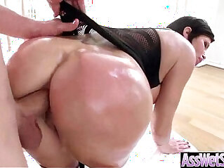 7:31 - shay fox Big Butt naughty Girl Oiled And Hard cock Deep Nailed clip -