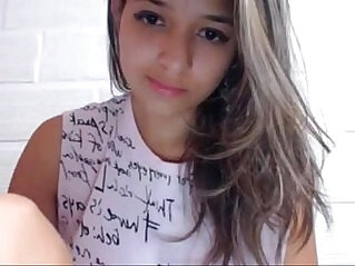 2:50 - 18 year old Brazilian girl spreads pussy open -
