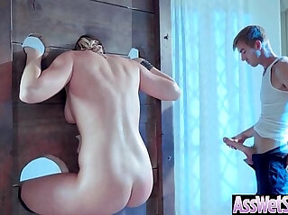 7:54 - Big Wet Ass Girl Kate England Get Oiled And Hard doggy Style Analy Banged hardcore clip -
