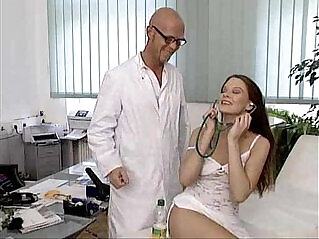 15:25 - German Doctor fucks his patient....By Saamba -