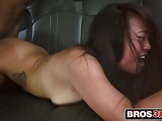 5:36 - Japanese Cutie Sasha Yamagucci Catches A Ride And Some Cock -