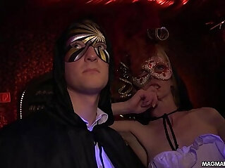 13:30 - MAGMA FILM Live threesome German Swingers -